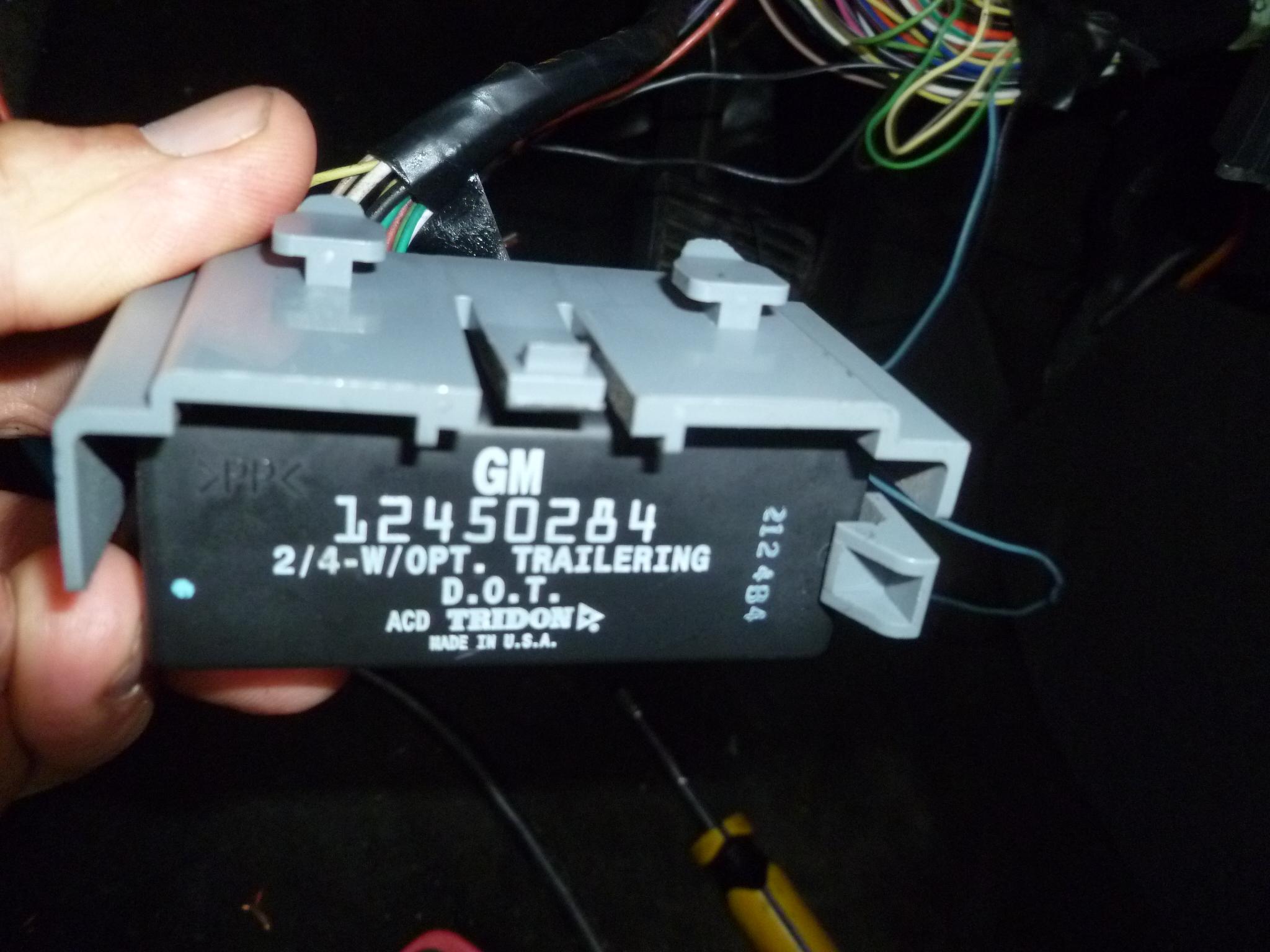 2005 Trailblazer Had P1682 00 Now Have No Communication To Ecm 2004 Pcm Wiring Diagram Pinout Chevy Ss P1070254