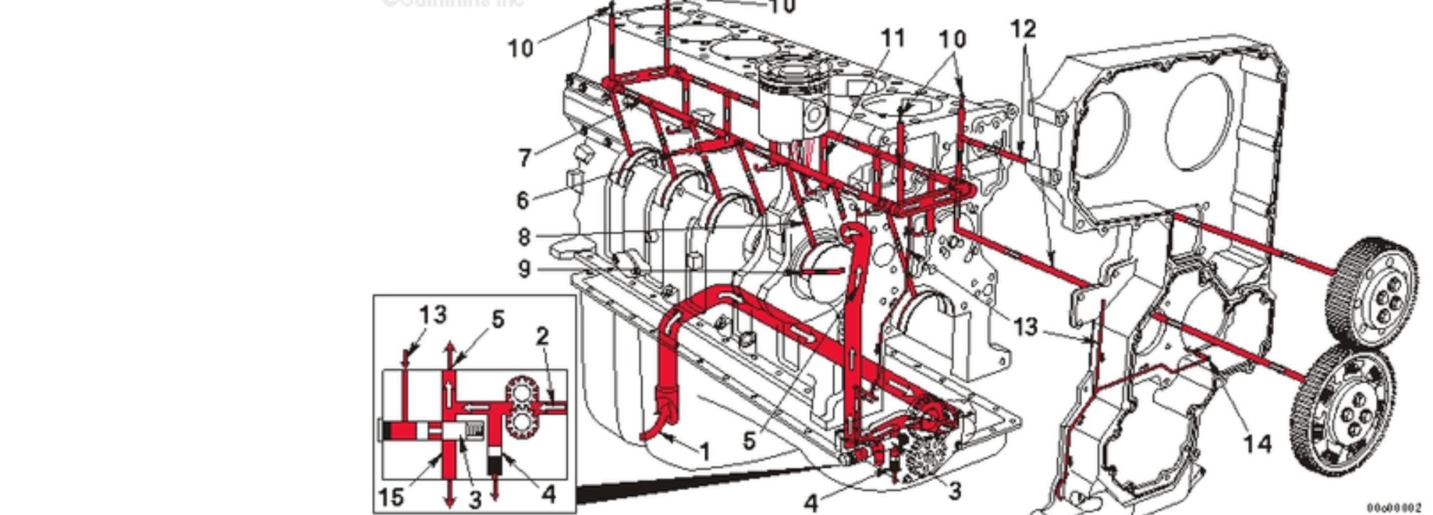 33 Cummins Isx Fuel System Diagram