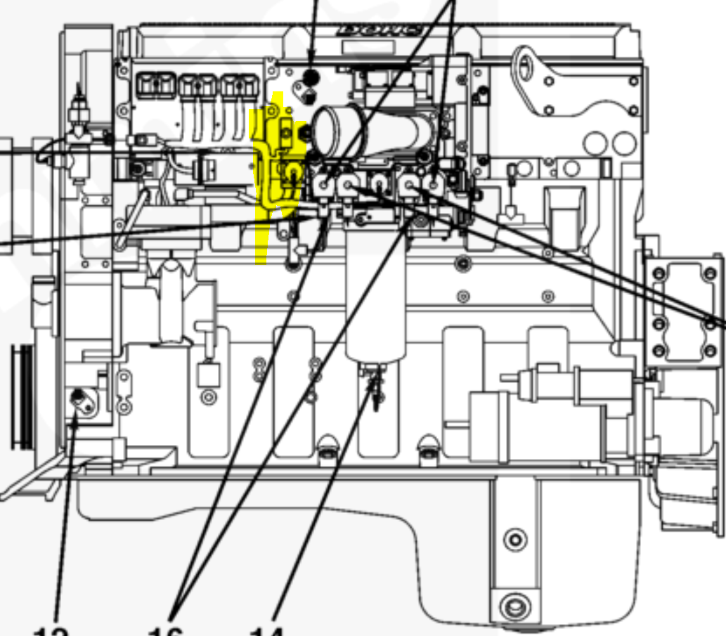 Cummins Isx Engine Diagram | Wiring Diagram