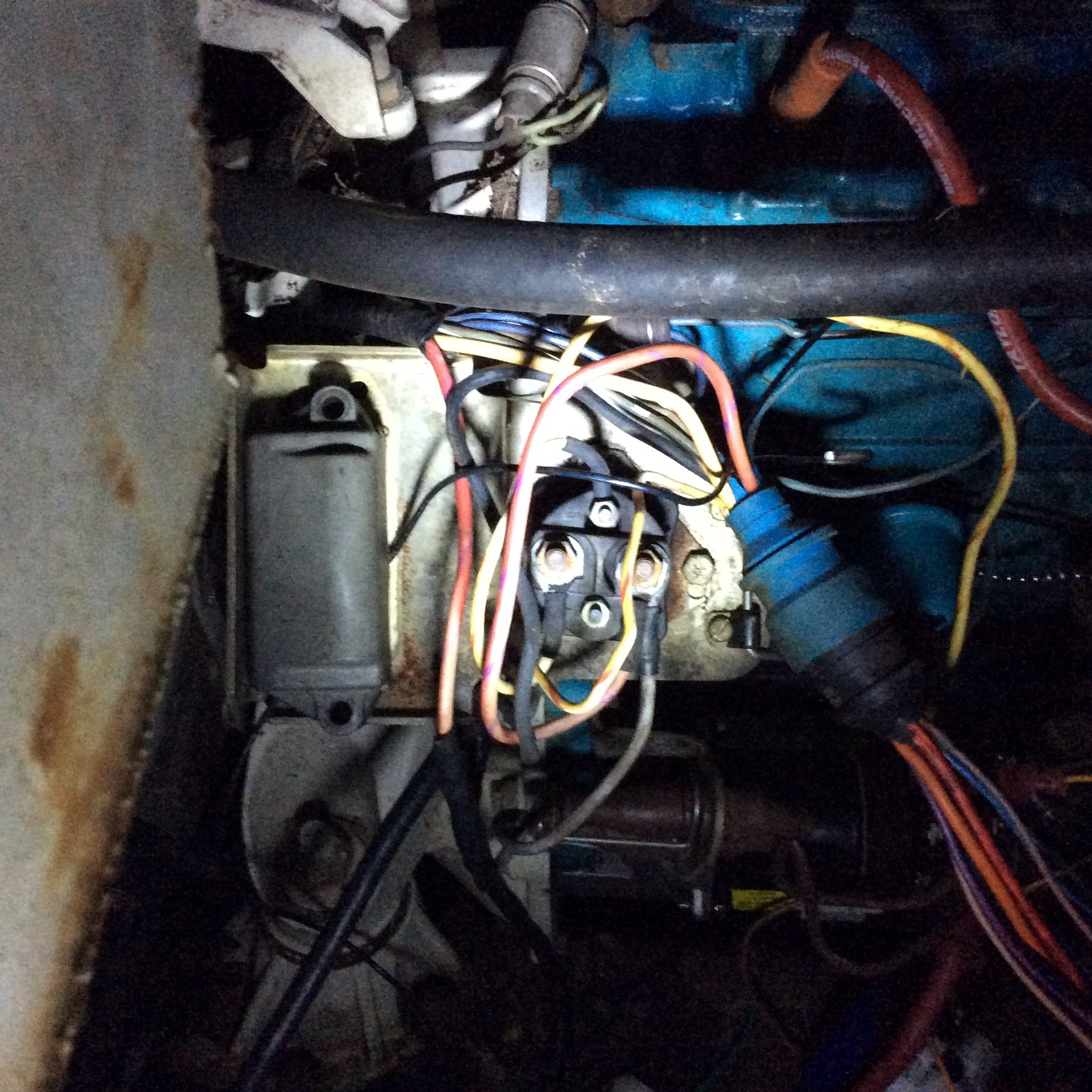 1983 Renken 25l Omc No Spark Boat Has Been Sitting A While Got 2 5l Wiring Diagram Imagejpeg