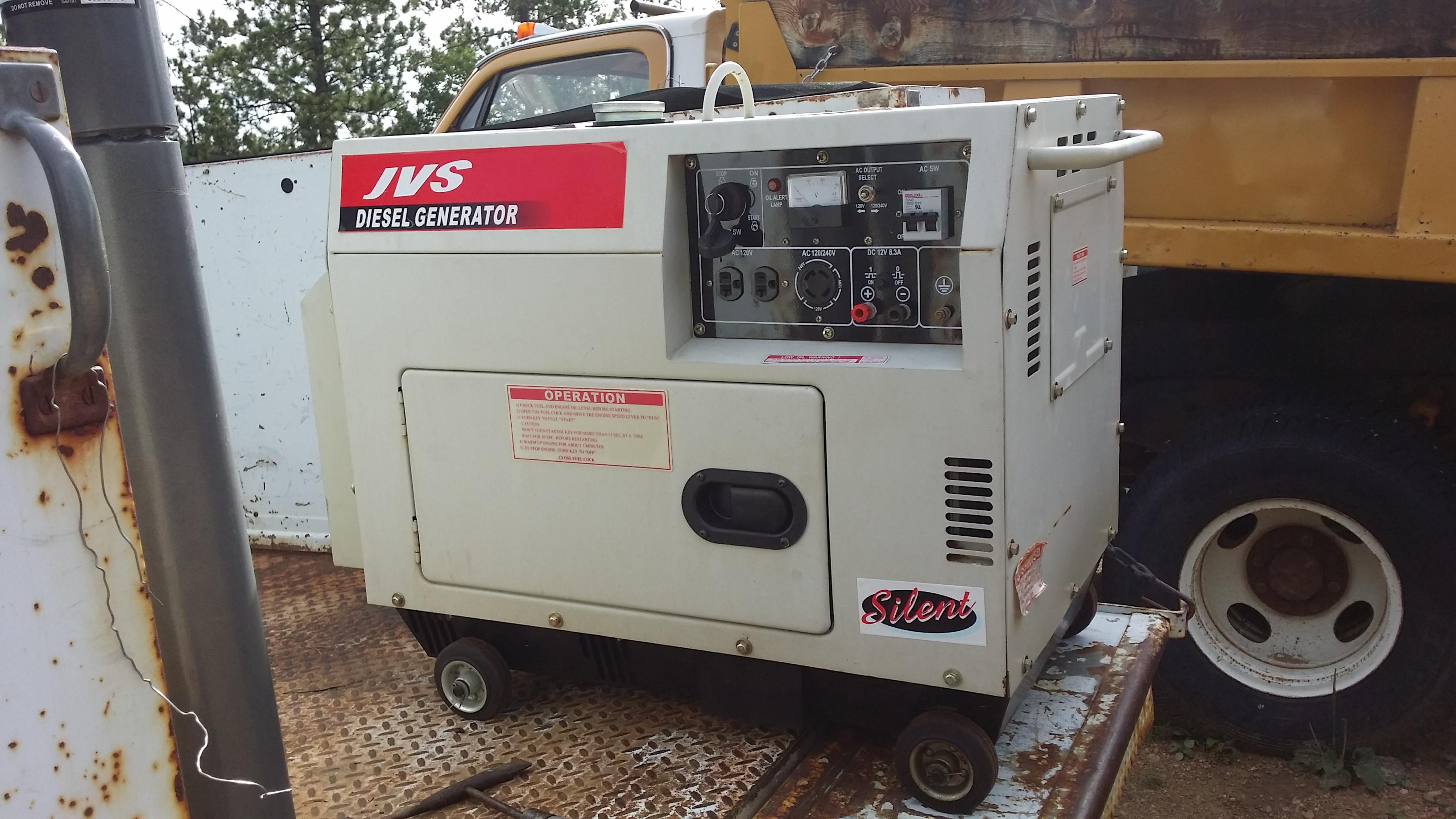 Onan 5000 generator manual