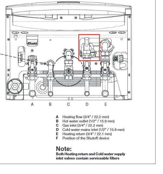 We have a BAXI LUNA HT 380 CONDENSING GAS FIRED WALL MOUNTED COMBINATION  BOILER The system was installed in 2009 ish The   Baxi Luna 3 Piping Diagram      JustAnswer