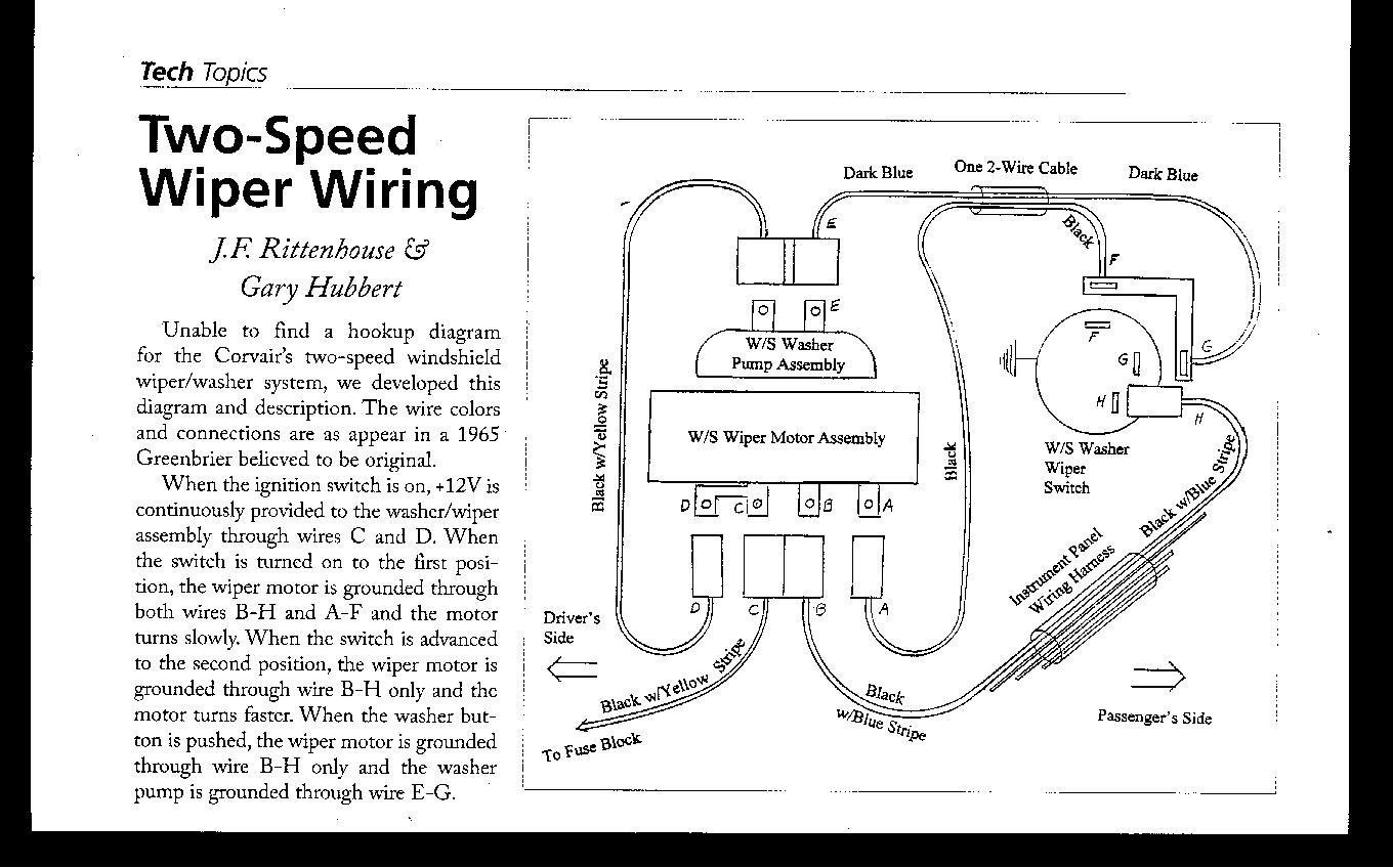 65 Corvair Wiring Diagram Wire Data Schema 1964 Corvette Wiper House Symbols U2022 Rh Maxturner Co