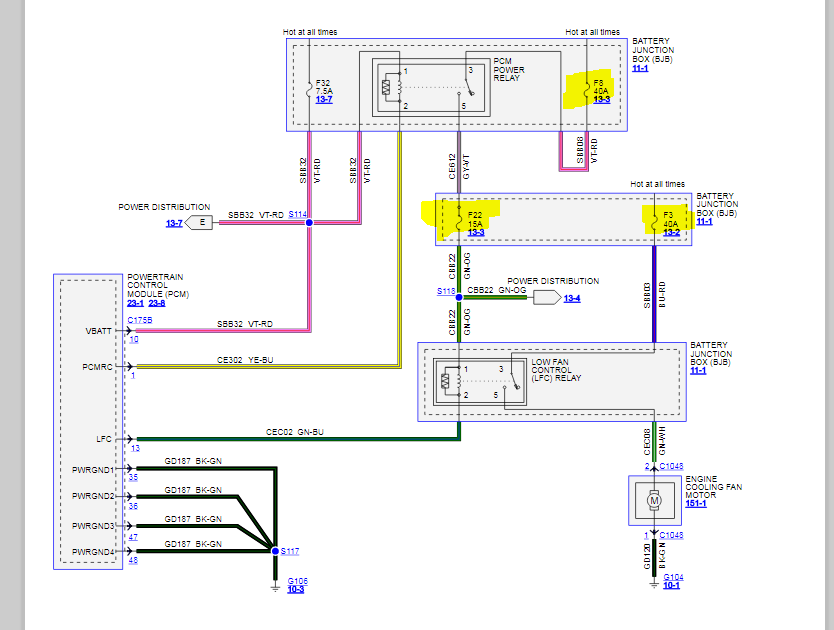Aamidis Blogspot Com  Ford Fiesta Radiator Fan Wiring Diagram