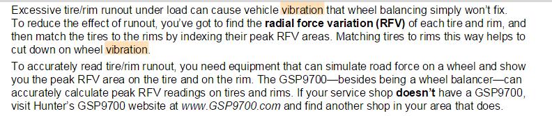 Good i suppose, 2012 honda CRV vibration 25-30 MPH replace