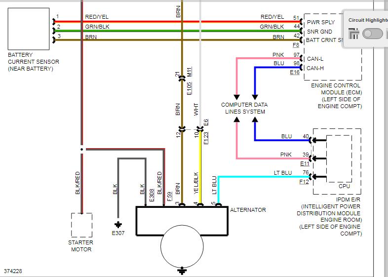 2009 Nissan Murano Alternator Wiring Diagram - Database ...