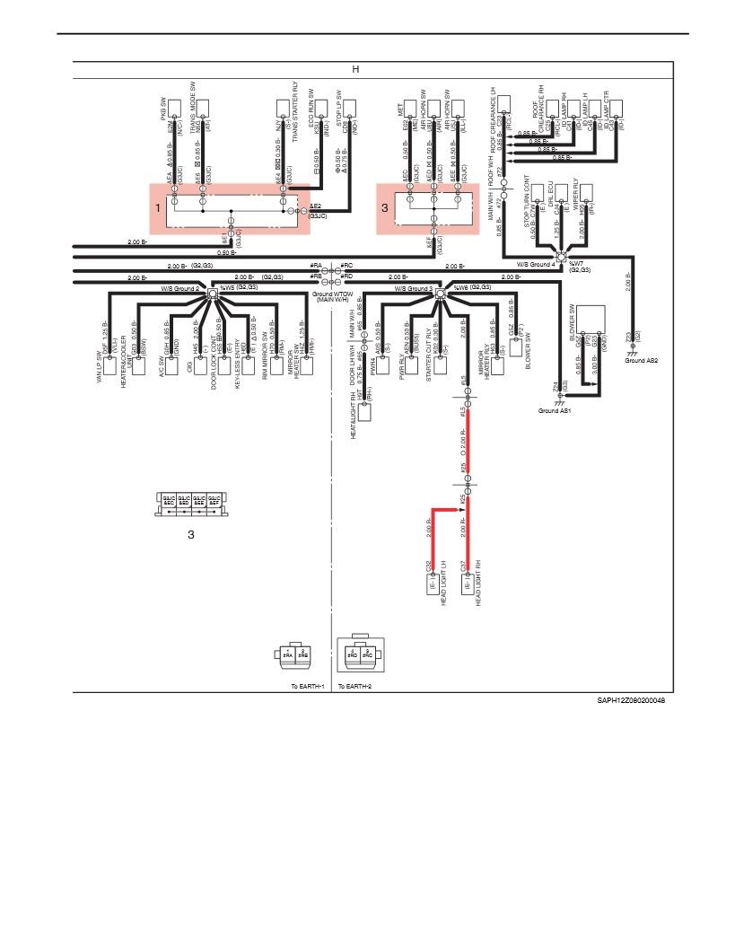 Großartig 2007 Hino Allison Schaltplan Galerie - Der Schaltplan ...