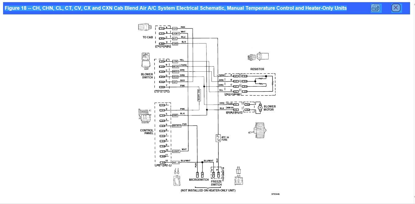 Need a wiring diagram for a CV617 Mack ac system. Installing ac on Mack Cv Accelerator Pedal Wiring Diagram on