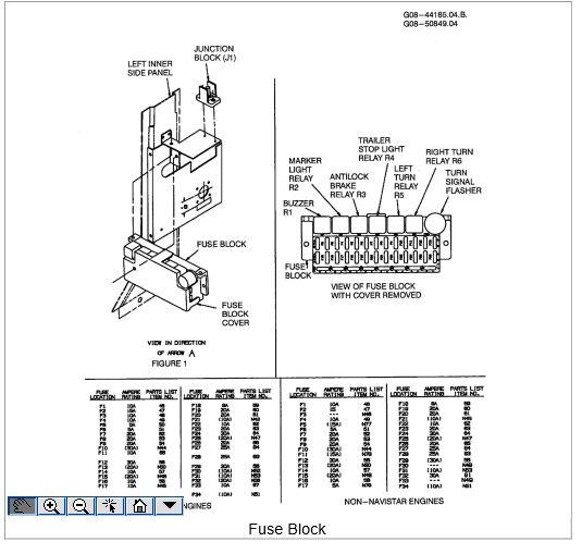 I Have A 2000 International 8100  Ac Compressor Not Turning On  2001 International 8100 Cummins