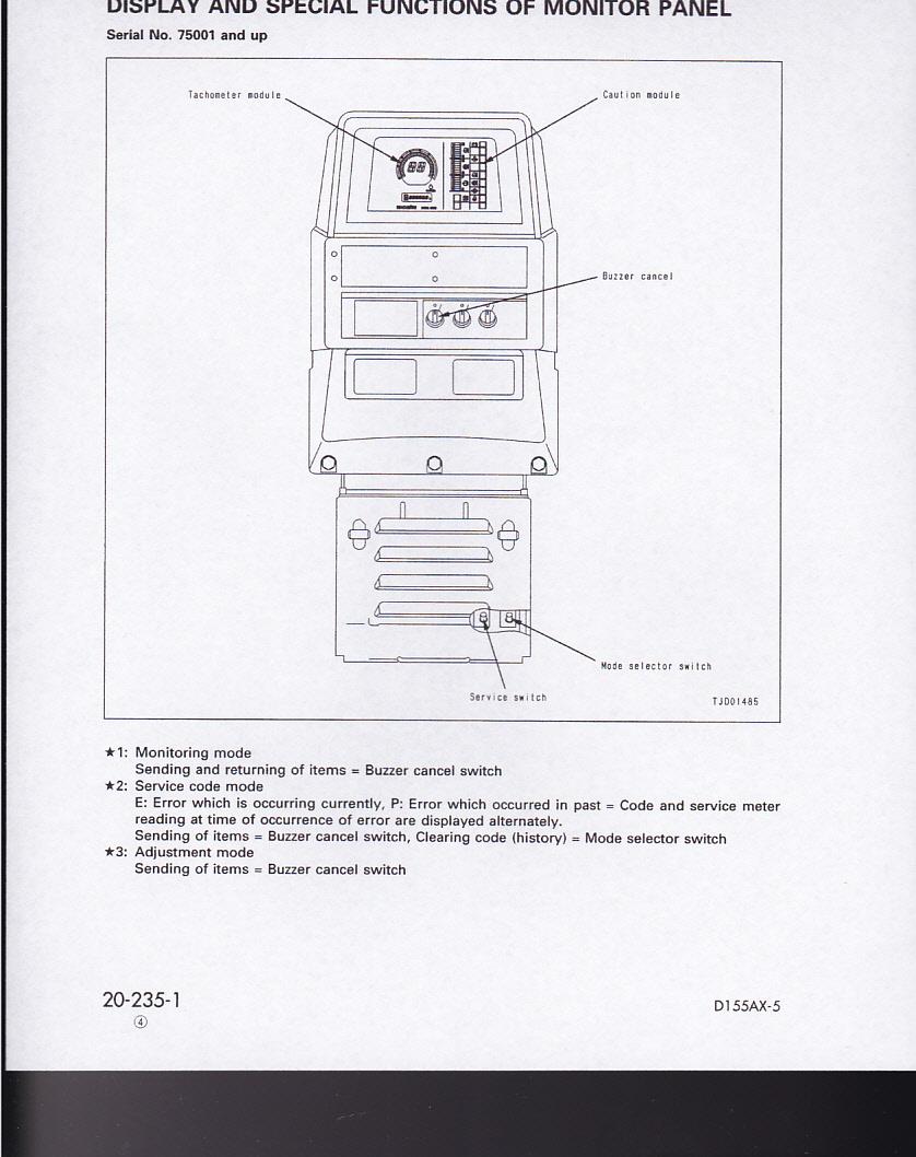 Dieseldan55's I have problem with Komatsu D155AX-5 Dozer