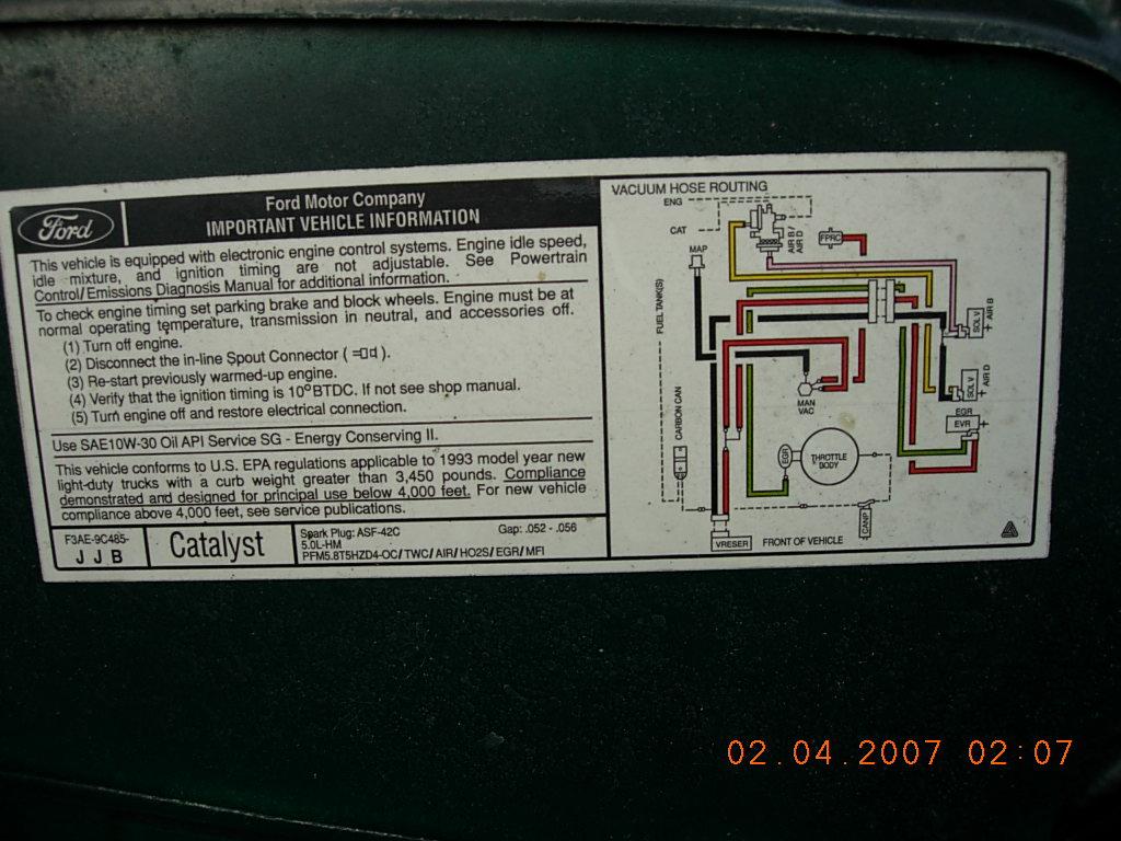 1994 Ford F 150 Vacuum Diagram Moreover 2004 Ford F 150 Vacuum Diagram