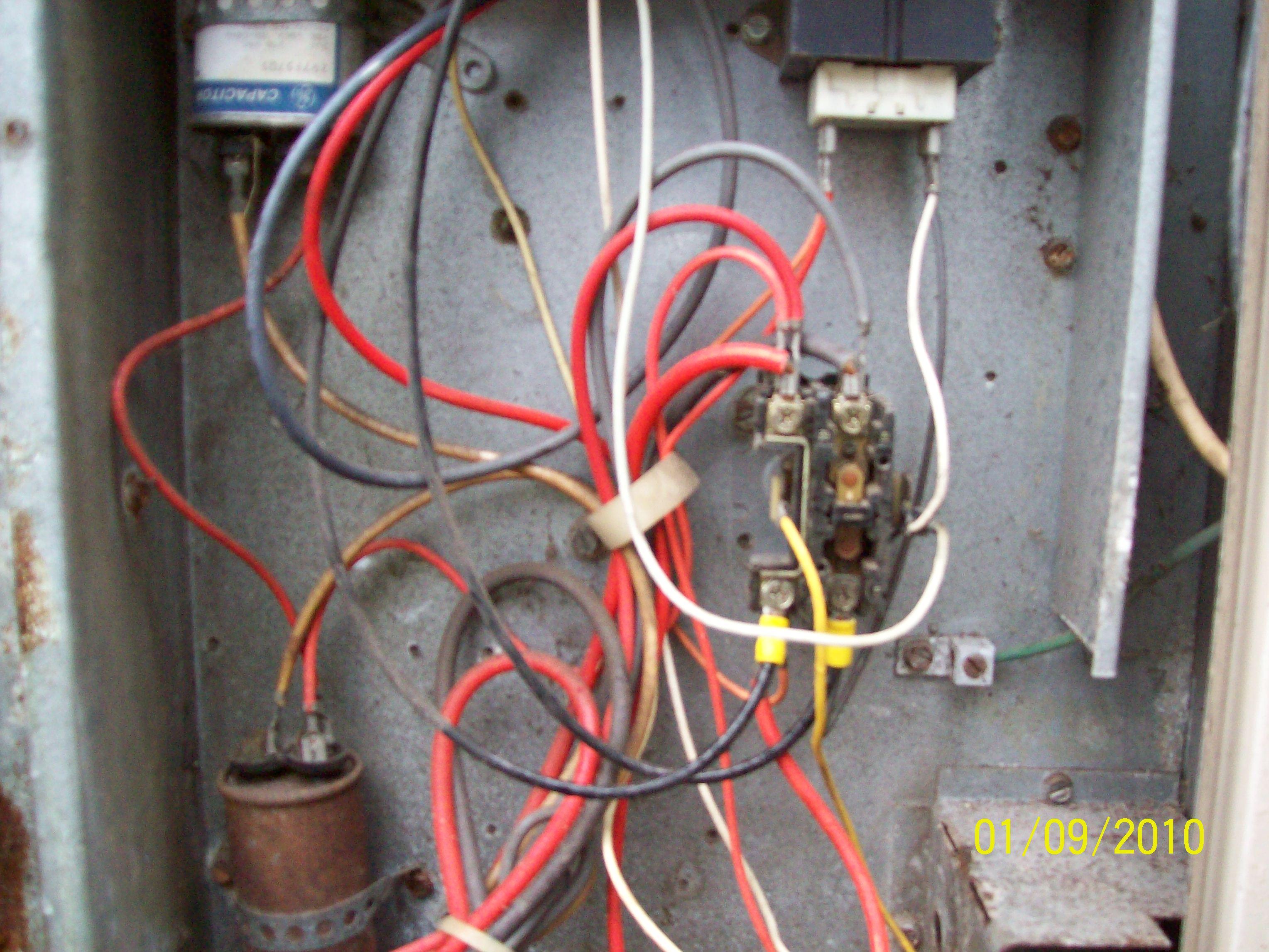 I Have No Voltage To The Heat Strips On A Coleman  Evcon Model No  Bpch 0361 Ba  Serial No