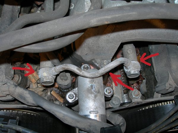 I Am Trying To Remove The Thermostat Housing On A 2000 Toyota Rhjustanswer: 2000 Toyota 4runner Thermostat Location At Gmaili.net