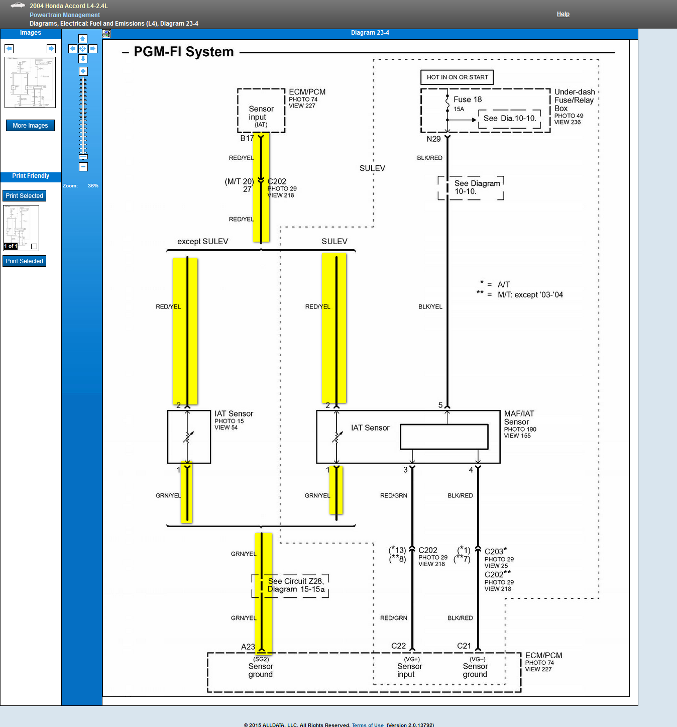 Honda Fuel Injector Wiring Diagram On Honda Accord Obd Location