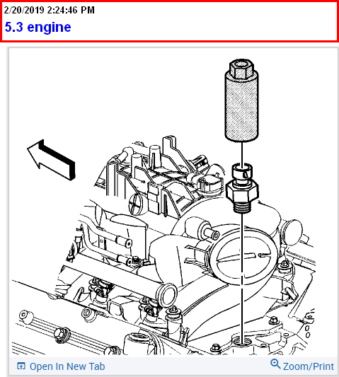 2002 Chevy Avalanche 5 3 Liter Engine Diagram