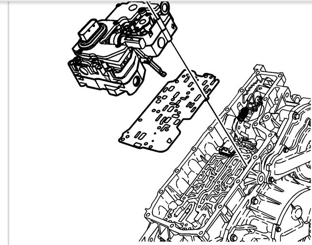 Location Of Tcc Solenoid On Vt25 Cvt 2003 Saturn Ion