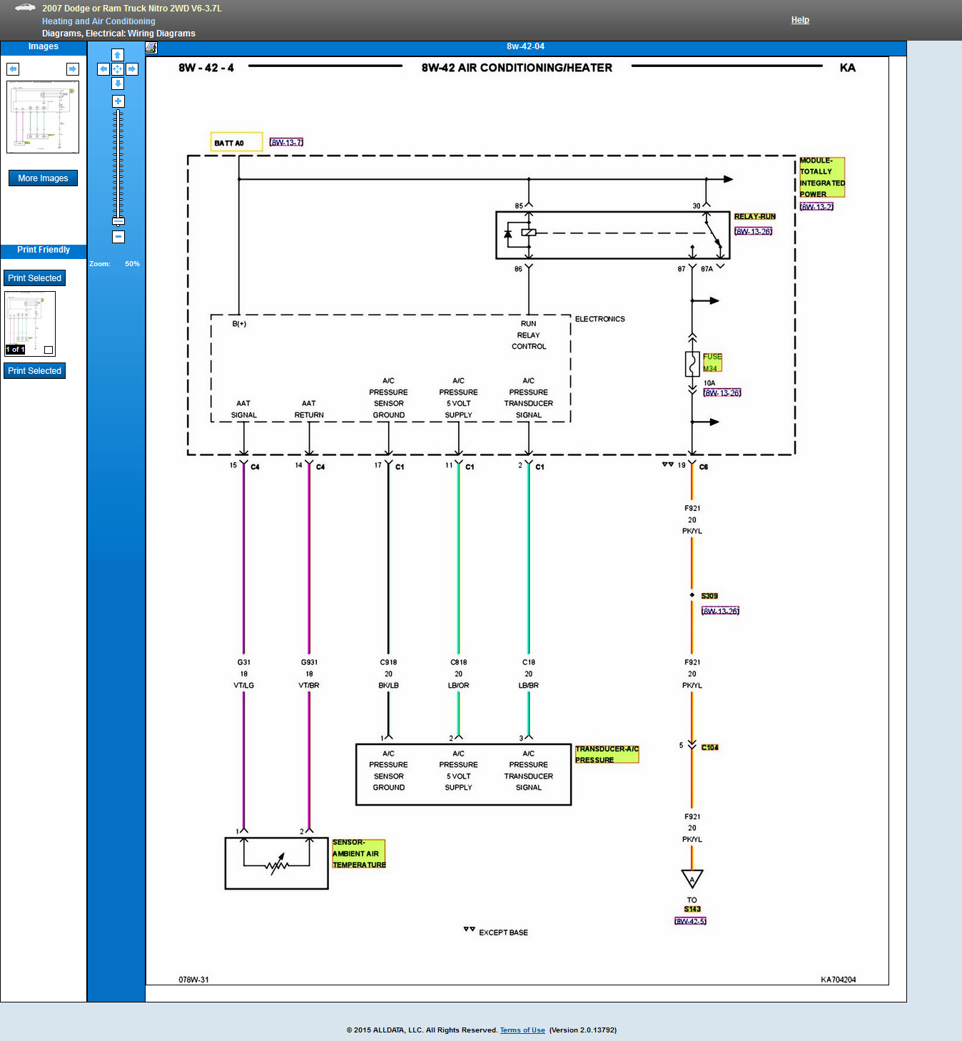 Nitro Wiring Diagram | Wiring Diagram on