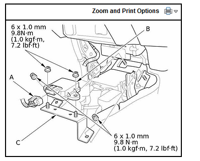 Srs Sensor Location on 1992 honda civic wiring diagram