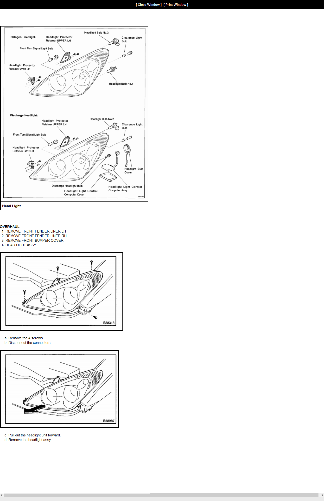 lexus headlight diagram data wiring diagram lexus headlight diagram wiring diagrams second 2007 lexus is250 headlight diagram i need to remove replace