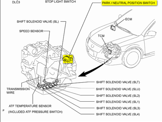 2009 Toyota Avalon W  O Jbl Radio Wiring Diagram And Tail