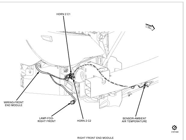 Air Horn Wiring