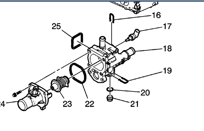 2005 Chevy Aveo Engine Diagram