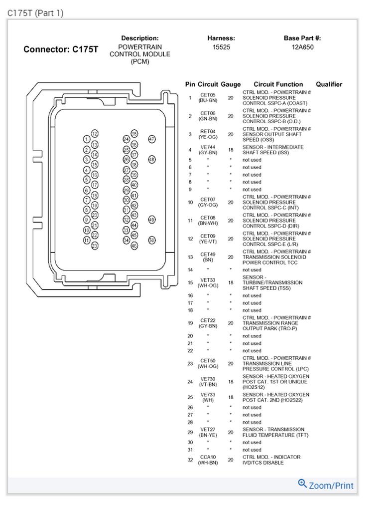 46+ 2005 Cts Pcm Wiring Diagram Pics