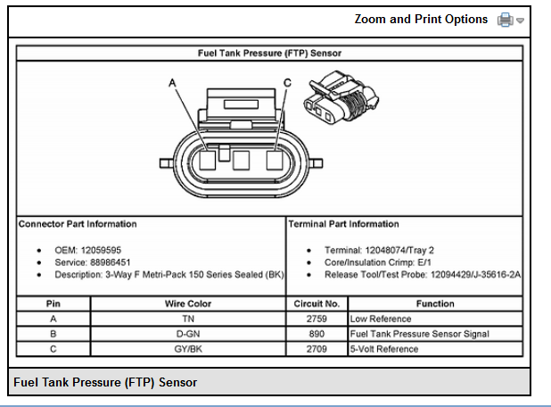 I'm getting a p0641 dtc on a 2005 Pontiac Montana sv6. It also had on