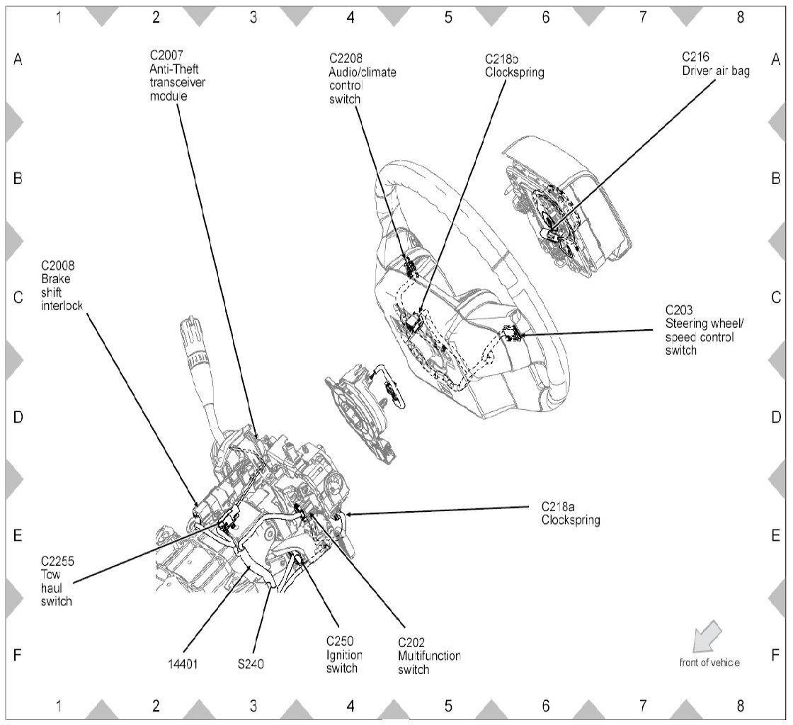 f fuse panel diagram pdf data wiring diagrams ford switch