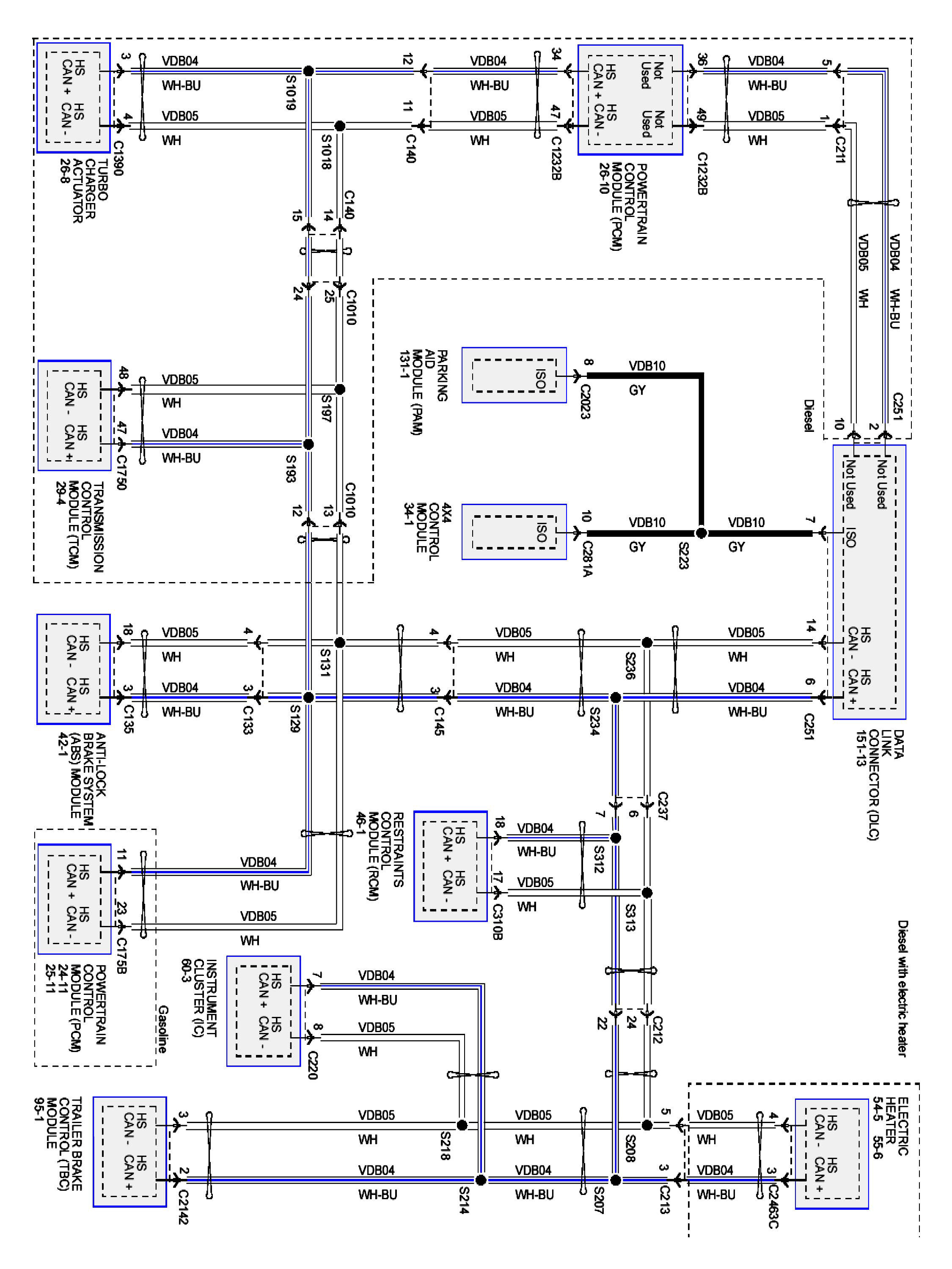 Wiring Diagram 1998 Ford Pats System 2005 Ford Escape Fuse Box Diagram