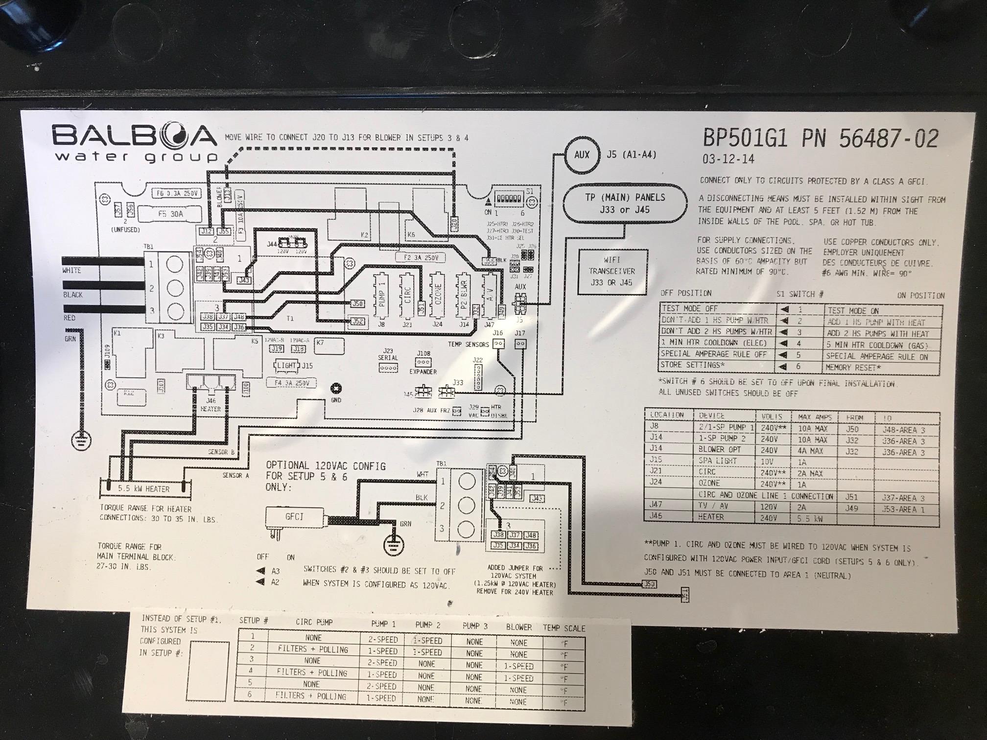 Balboa Hs Vs Wiring Diagram on