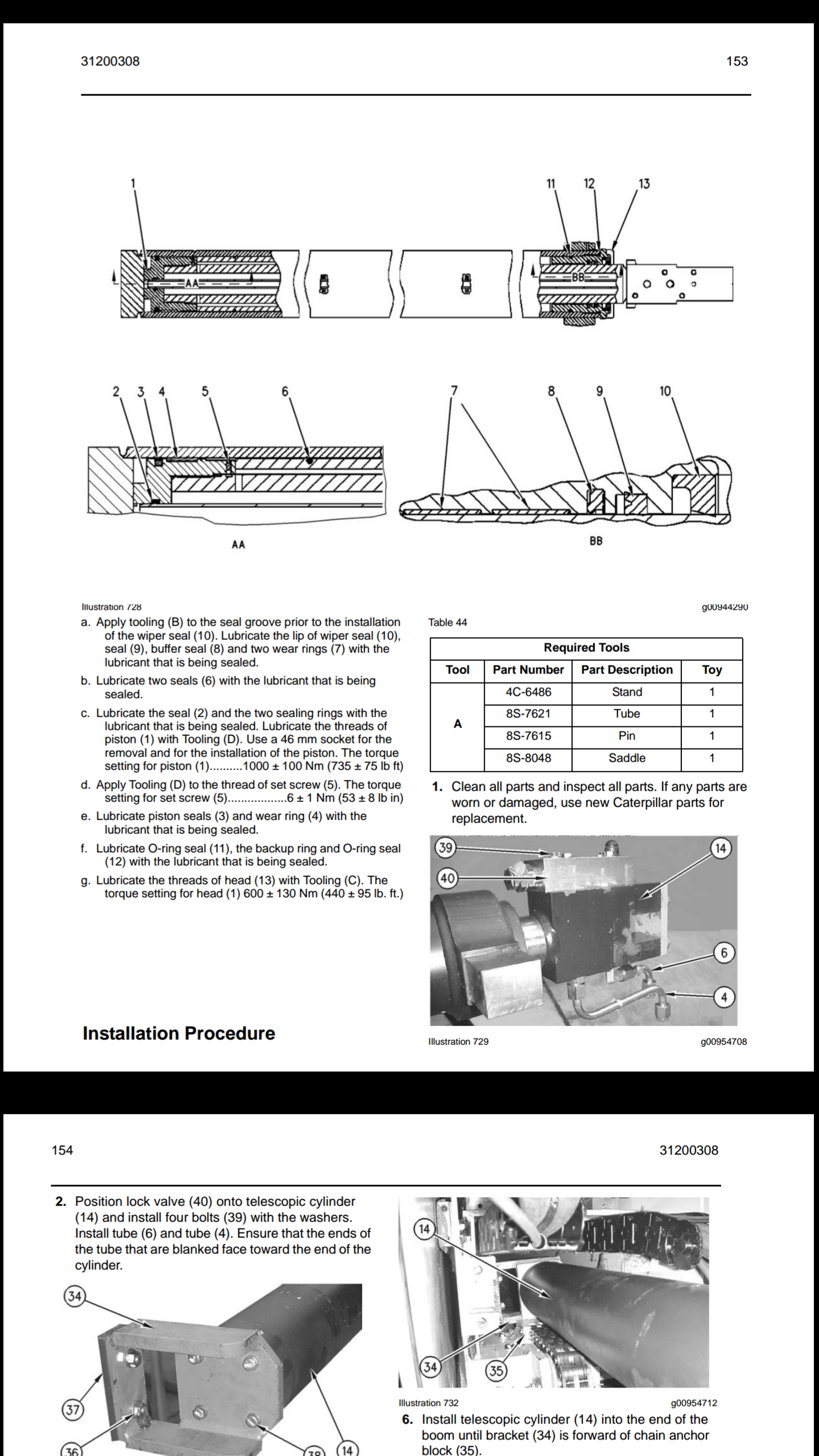 I Have A 360b Telehandler That Is Booming Out At About Quarter Speed Cat Wiring Diagrams Screenshot 20161129 210607