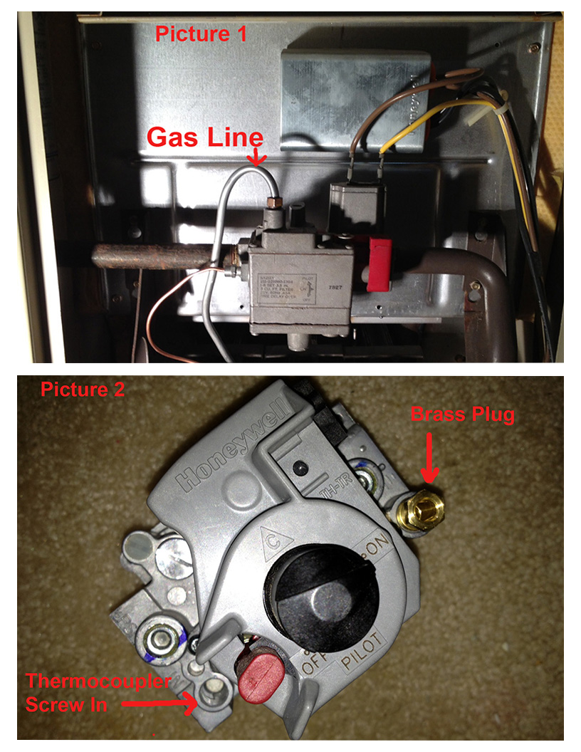 Are There Any Adjustments I Need To Make The Gas Valve After Or Before Lighting Pilot & Pilot Light Out On Furnace | Iron Blog azcodes.com