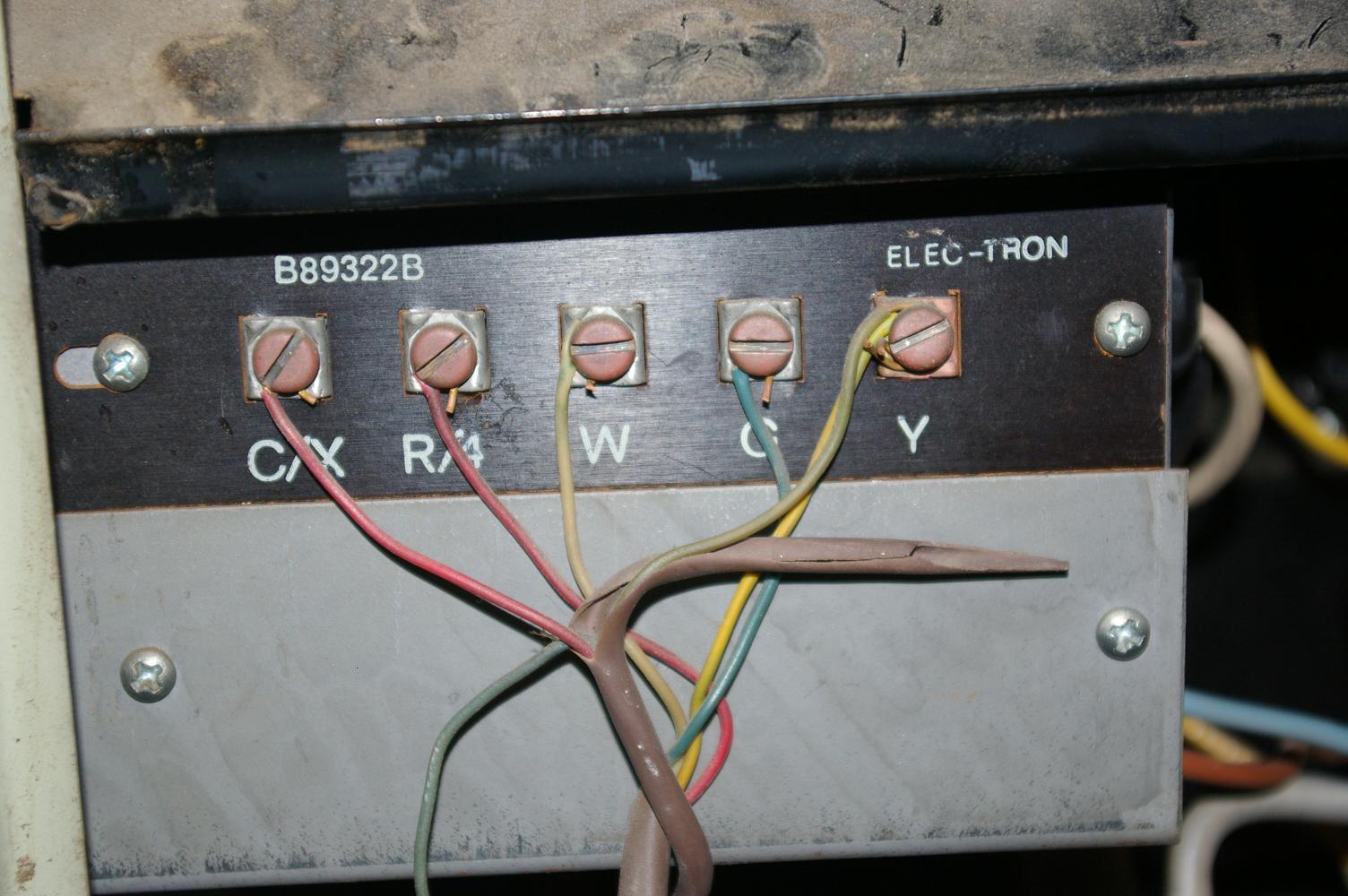 Old Day Night Furnace Wiring Diagram - Wire Data Schema •