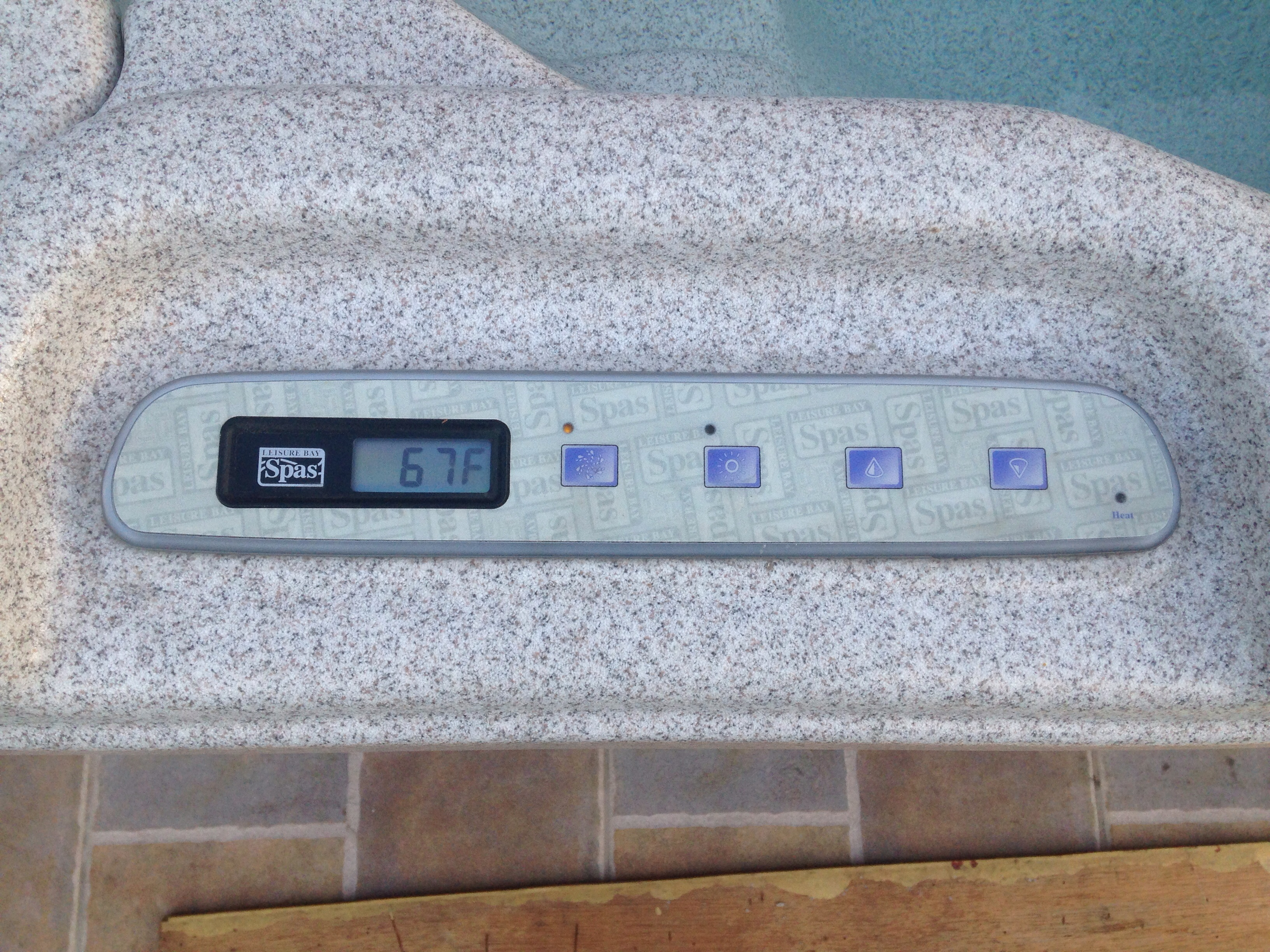 I Own An Leisure Bay Spa My Heater Is Not Working The
