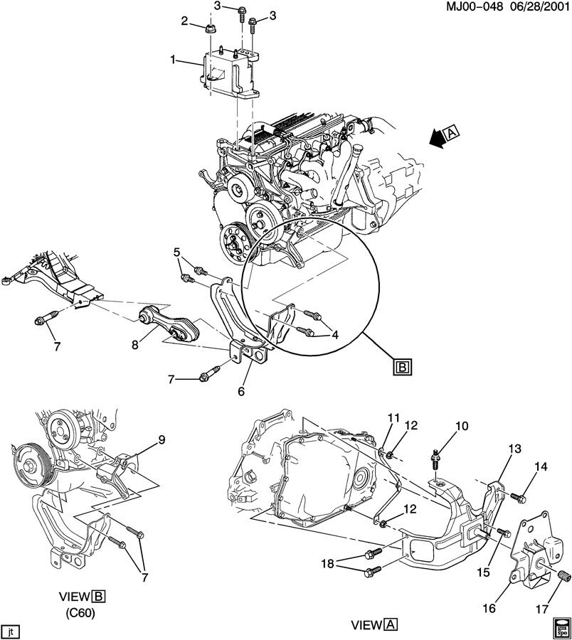 chevy cavalier 2 2l engine diagram  u2022 wiring diagram for free
