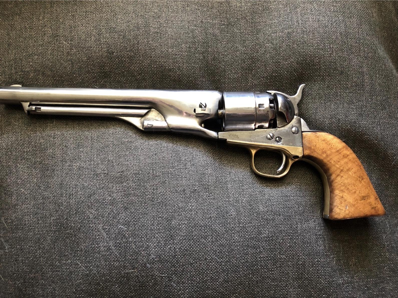 I have a burnside carbine serial number 3032 on the receiver