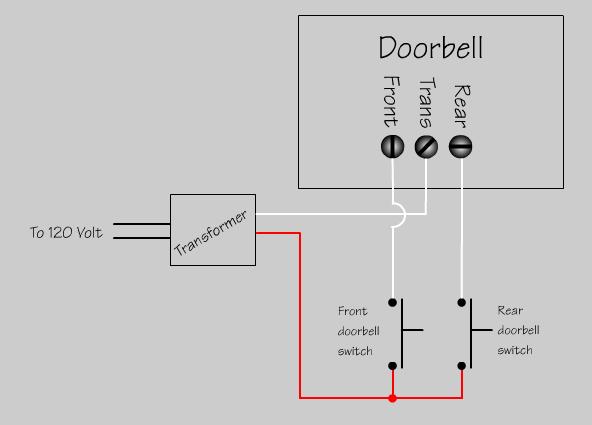 hampton bay doorbell wiring diagram  panel wiring diagram