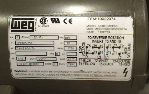 208 Volt 3 Phase Wiring Diagram Additionally Single Phase Motor Wiring
