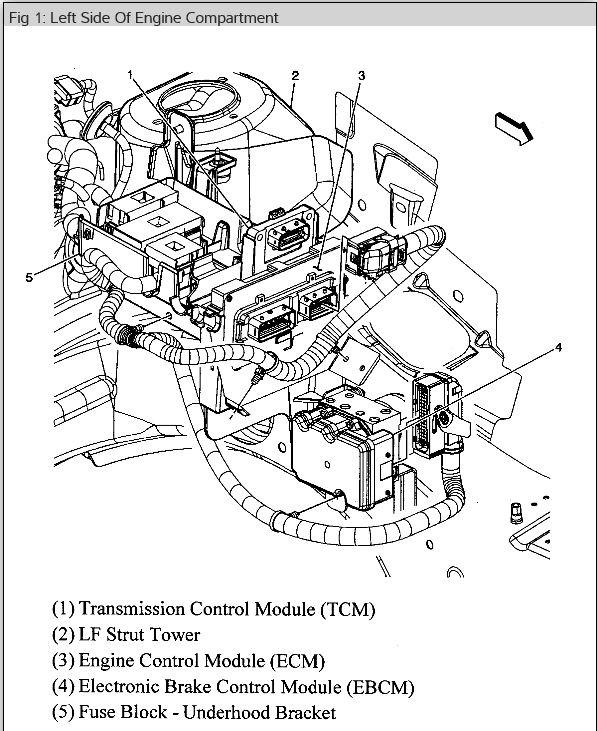 2007 Cobalt 22 Auto Trans No Crank
