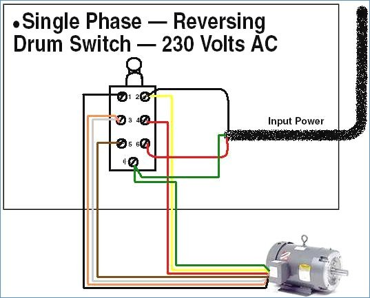 Drum Switch Wiring Ac - Wiring Diagram Sessions on
