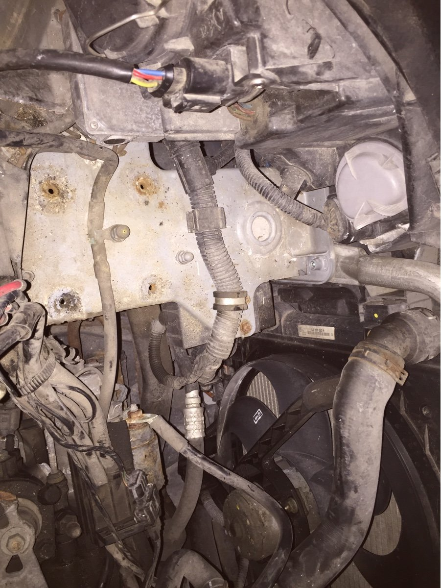 Need help with code P1288 on a 2000 Audi TT Quattro