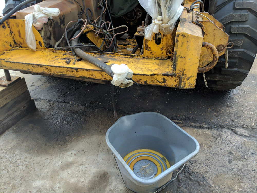 I have a new holland shibaura engine and need help putting
