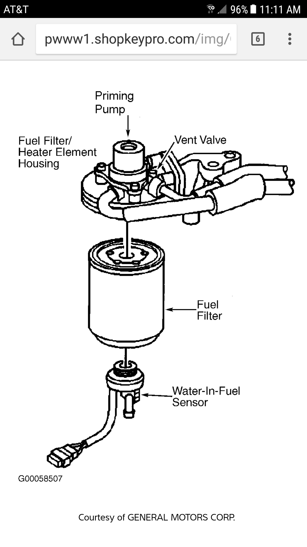 6 6 duramax fuel filter wiring diagram  duramax fuel wiring diagram #5