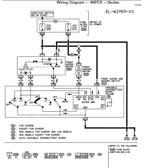 Nissan Almera Wiring Diagram | #1 Wiring Diagram Source on