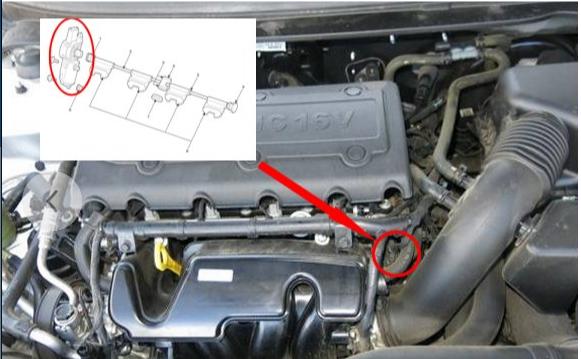 Check engine light code p0106, replaced MAP sensor