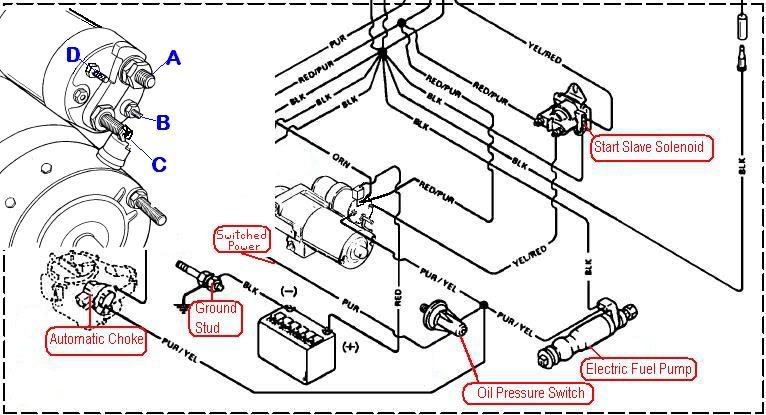 [SCHEMATICS_49CH]  No fuel to carb on a 1997 Mercruiser 4.3LX Gen + in a Searay 190 Bowrider. Fuel  pump is getting about 10v when I crank | Wiring Diagram Fuel Pump On 4 3lx Mercruiser |  | JustAnswer