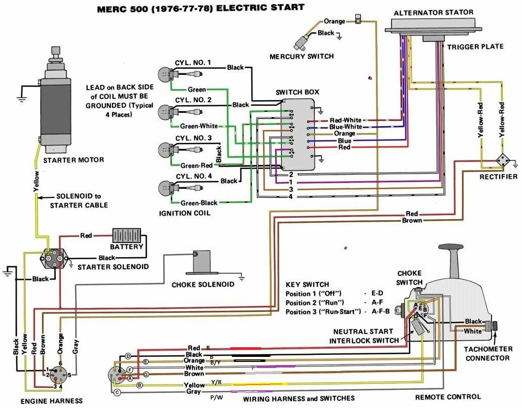 Mercury hp wiring diagram carburetor