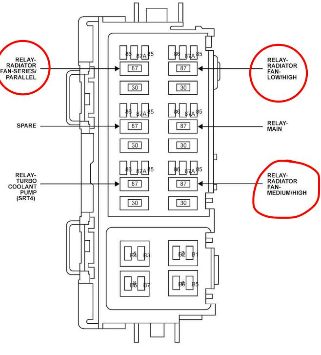 Calibre Thermo Fan Wiring Diagram