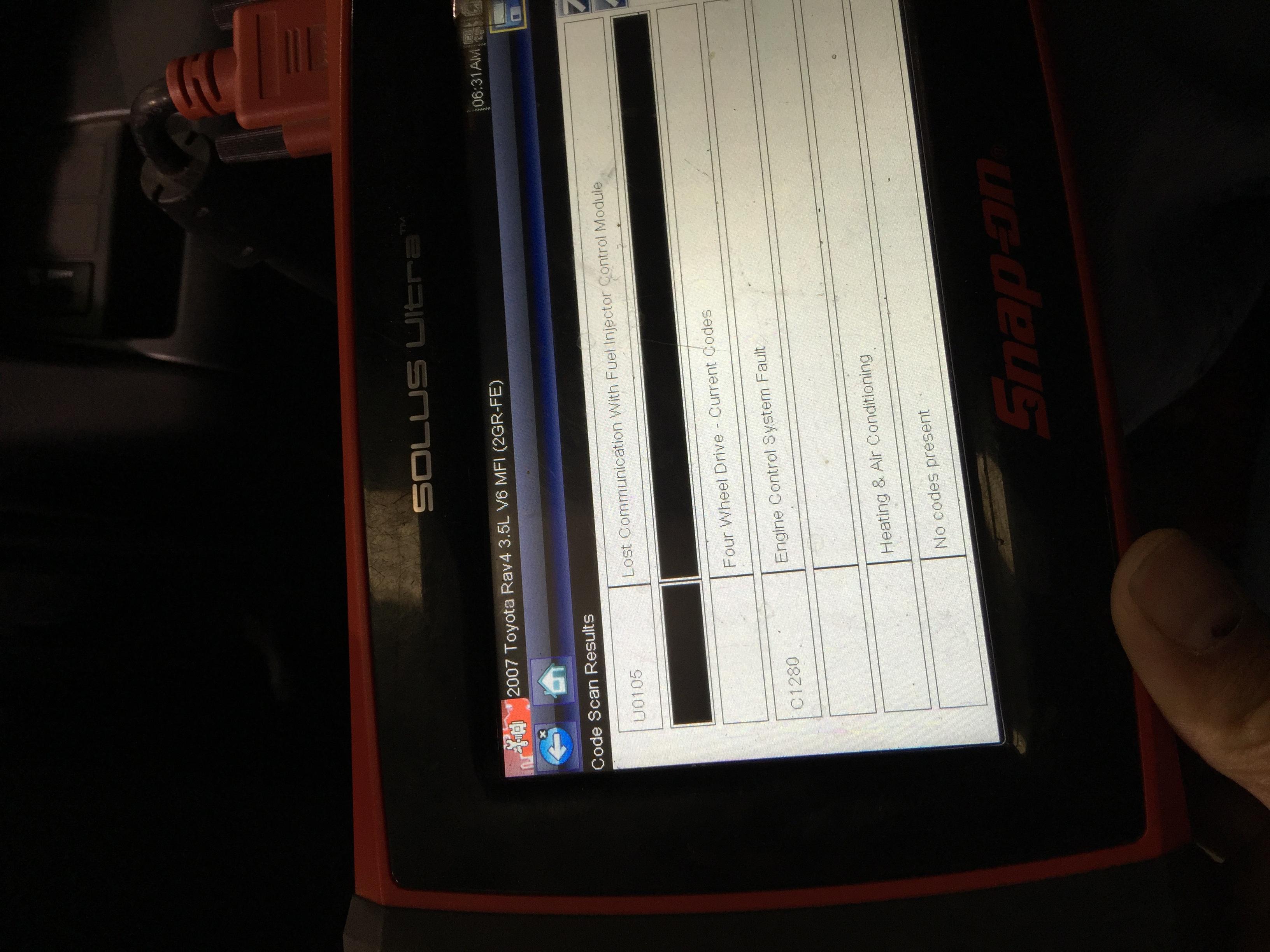 c1201 toyota rav4 modificação de carros no méxicomymechanic has been looking at my 07 rav4 sinc the check engine 4wd